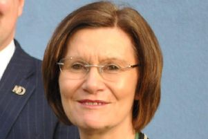 Debbie Barnes, the new chief executive of Lincolnshire County Council.