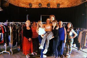 Hebden Bridge clothes swap aims to fight fast fashion