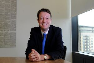 Communities Minister Simon Clarke
