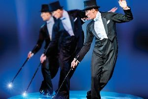 Brendan Cole is live at the Baths Hall this weekend