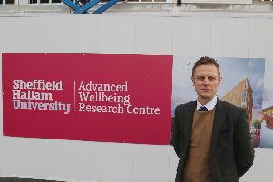 New director at the helm of world-leading research centre, Rob Copeland