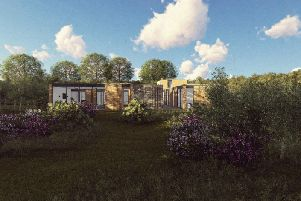 Planning permission to build a holiday home for sick children has been granted.