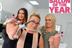 Halifax Courier Salon of the Year 2019