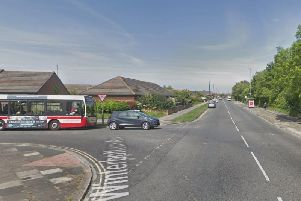 Winterbottom Avenue at the junction with Holdforth Road in Hartlepool.