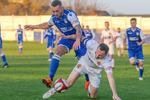 Sam Cable, staying with Frickley Athletic.