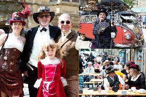 Hebden Bridge Steampunk Festival