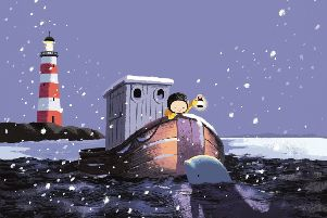 An early preview of The Storm Whale will take place at Pocklington Arts Centre on Wednesday, October 23.
