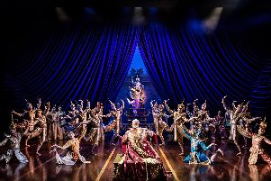 Last few days to see the fabulous musical The King and I at Leeds Grand Theatre. Photo: Matthew Murphy