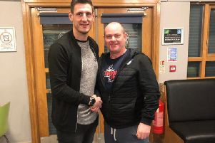 Luke Danville appointed as Hemsworth MW manager. Picture: Hemsworth MWFC
