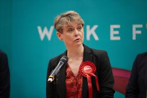 Normanton, Pontefract and Castleford MP Yvette Cooper