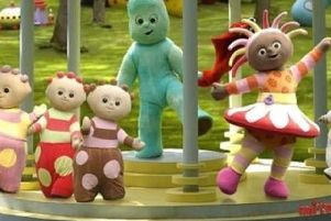 Igglepiggle and friends will be coming to Yorkshire next year. Picture: Cbeebies