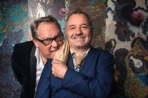 Vic and Bob are back!