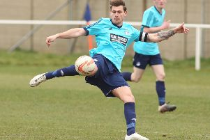 Jason Yates, who was on the substitutes' bench for Hemsworth MW.