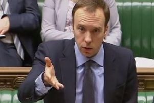 Current Health Secretary Matt Hancock may be asked to make the final call on the unit's future, if a scrutiny committee decides to refer it to the government.