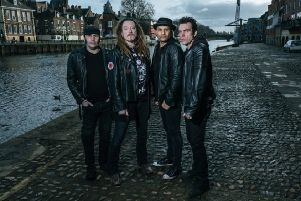 The Wildhearts.