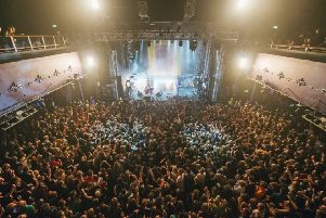 The scene at last year's Live At Leeds.