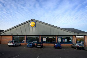 Lidl in Normanton