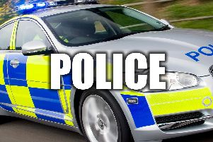 Police were called to Astrea Academy Woodfields this afternoon