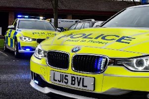 Picture from Northumbria Police