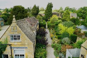 The four-star Cotswold House Hotel in Chipping Campden