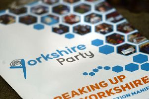 The party is fielding eight candidates in Wakefield in Thursday's poll.