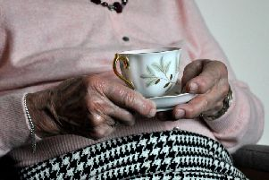 The number of people aged 75 and older in Lancashire has grown by 10 per cent over the past five years