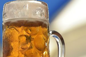 "The patient was allowed ""one beer"" despite their medication saying alcohol should not be consumed."