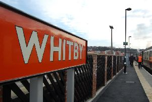 Rail services in Whitby have been described as 'inadequate' in the House of Lords.