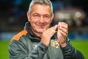 Daryl Powell. Picture: James Heaton