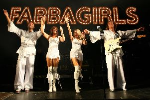 Abba Night and Beer Festival at Pontefract Racecourse on Friday