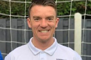 Frickley Athletic manager Craig Spink.
