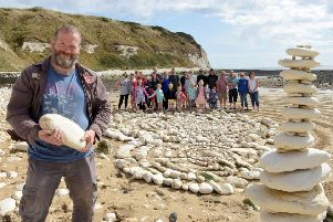 The Active Coast programme created plenty of reasons to get out and about in Bridlington.