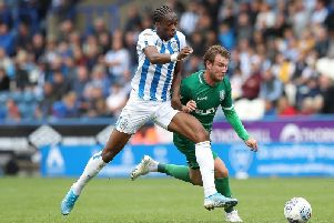 Huddersfield Town manager Danny Cowley has emphasised how important defender Terence Kongolo will be to helping his side avoid relegation, and has lauded the player's dressing room influence.