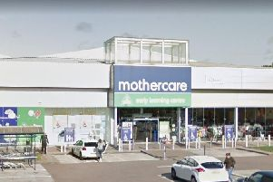 Mothercare, Castle Meadow retail park, Castle Bridge Road, Nottingham NG7 1GX