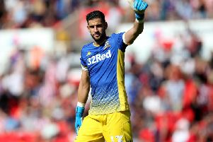 Kiko Casilla is likely to face increased competition in January.