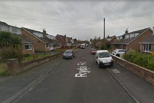 Six fire engines have been fighting a blaze at a semi-detached home in Hambleton this morning (November 21). Pic: Google