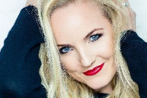 West End star Kerry Ellis.