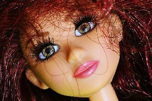 Trading Standards is urging anyone who bought a doll like this to return it to where it was purchased from.