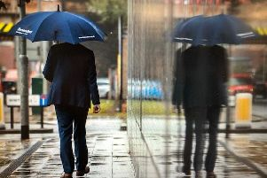 Nottinghamshire is set to be hit by rain and strong winds as Storm Dennis reaches the region.