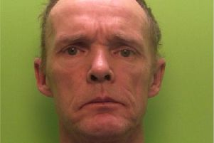 Mark Crampton, who has been jailed for five years for a sexual assault in the 1990s.