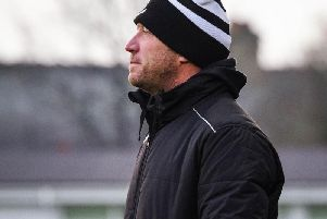 Bamber Bridge manager Mick Taylor