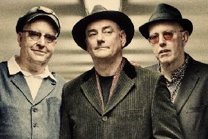 The Ruts DC play at 02 Academy 2 in Sheffield on February 16 and at Nottingham's Rescue Rooms on February 26.