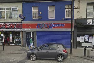 Dixy Chicken in Holmeside. Picture by Google.