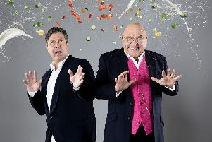 John Torode and Gregg Wallace returned with a new series of the BBC cookery show Masterchef