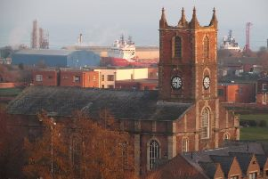 Holy Trinity has served the city since the 18th century.