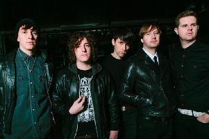 The Pigeon Detectives.