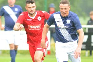 Longridge Town are Lee Baker's tip for the title