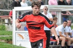 Alan Coar has been one of Garstang's key absentees during the course of this season