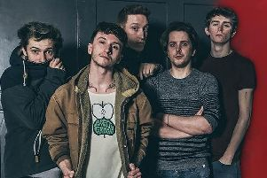 Amber Suns will play an acoustic set after Morecambe's Easter Monday match