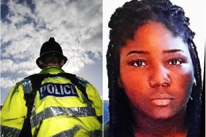 Police appeal for missing 14-year-old girl, Darcy Young, from Huddersfield.